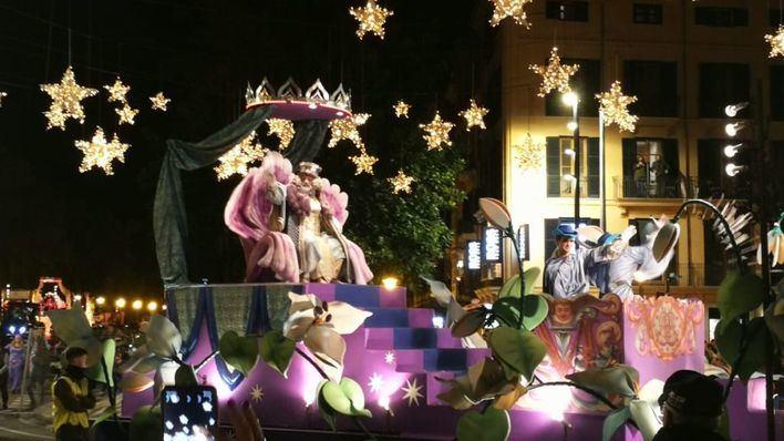 Los Reyes Magos llenan Palma de ilusión