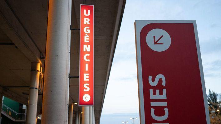 Un motorista en estado crítico tras sufrir un accidente en Puntiró