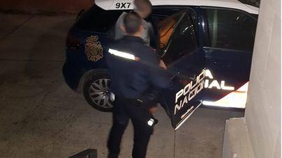 Detenido tras asaltar una casa en Son Sardina