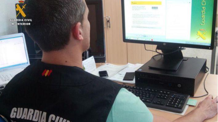 Investigado por realizar desde Palma cargos vía internet en cuentas de vecinos de Burgos
