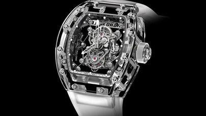 Recuperan un reloj robado en Ibiza valorado en 1,2 millones