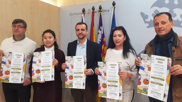 Cort ofrece cursos de castellano y catalán en el centro chino de Pere Garau
