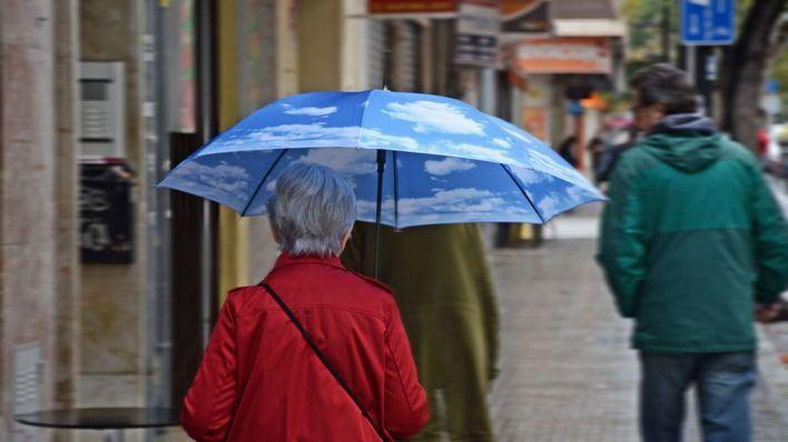 Vuelven las lluvias a Baleares a partir de este viernes