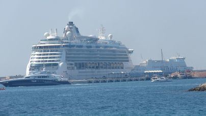 Terraferida exige a Autoridad Portuaria verificar que los cruceros cumplen la nueva normativa ambiental