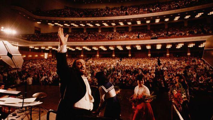 'Pavarotti' llega a los cines en formato documental