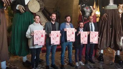 El artista sevillano Fernando Estrella, pregonero de Sant Sebastià 2020