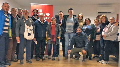 Toni Garrido, nuevo secretario general de los Socialistas de Andratx