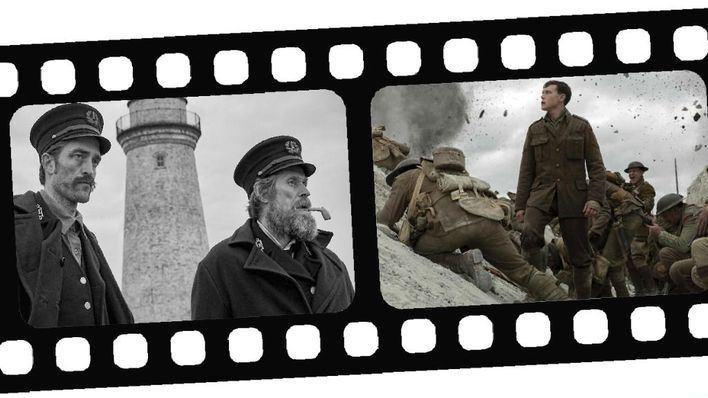 '1917', 'La guerra de las corrientes' y 'El Faro' llegan a los cines