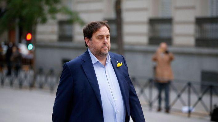El Parlamento Europeo retira a Oriol Junqueras la condición de eurodiputado