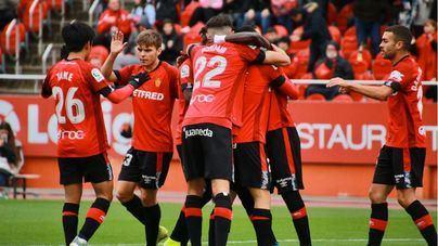 El Mallorca mantiene sus aspiraciones en la Copa del Rey tras derrotar al Zamora