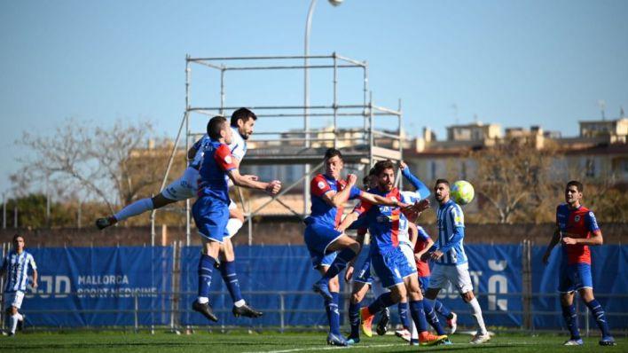 El Atlético Baleares sigue su marcha triunfal