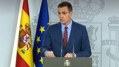 Sánchez sobre su Gobierno: