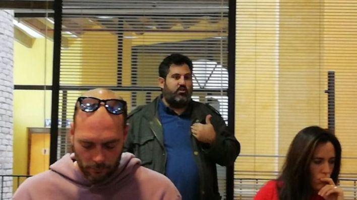 El exsecretario general devuelve un año después los 22.000 euros sustraídos al Sindicato de Periodistas
