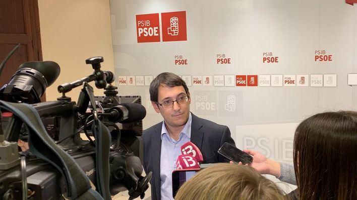 El PSIB vuelve a pedir a Sánchez el REB y resolver los convenios pendientes