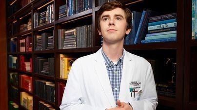 'The Good Doctor' vuelve a pasar consulta en Telecinco