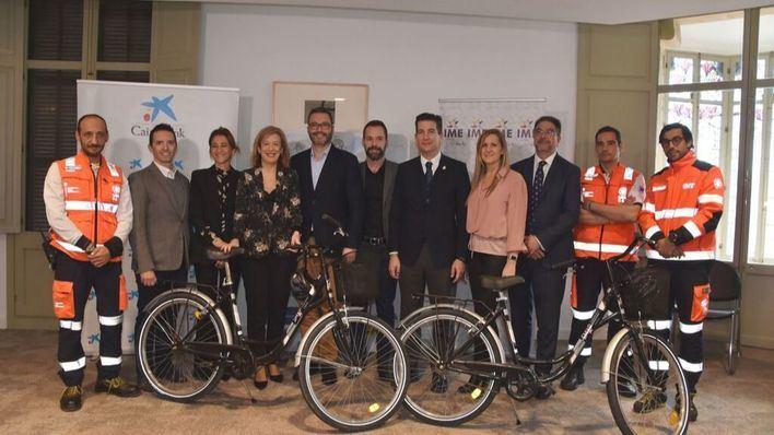 Palma se prepara para una multitudinaria participación en la Diada Ciclista de Sant Sebastià