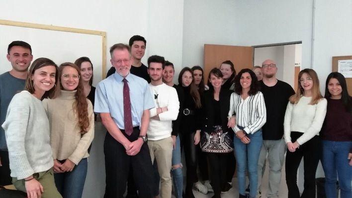 ADEMA suma el prestigio del doctor Colwyn M. Jones de la Universidad de Edimburgo