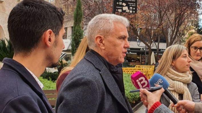El Pi pide medidas para evitar el centro comercial de Ses Fontanelles