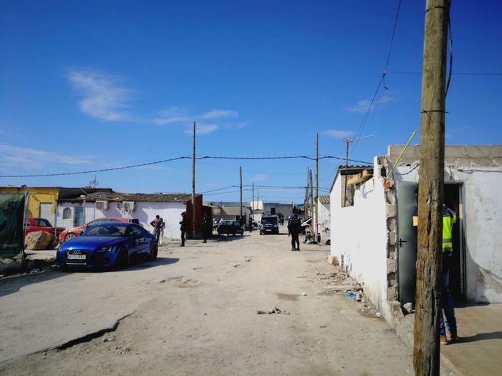 Cort destina un millón de euros para acabar con el poblado de Son Banya