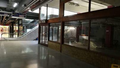 Arca rechaza construir un parking en las galerías de la plaza Mayor