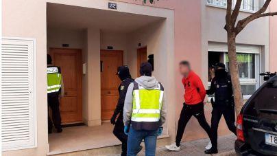 Golpe en Mallorca a los United Tribuns: drogas, prostíbulos y peleas con bandas rivales