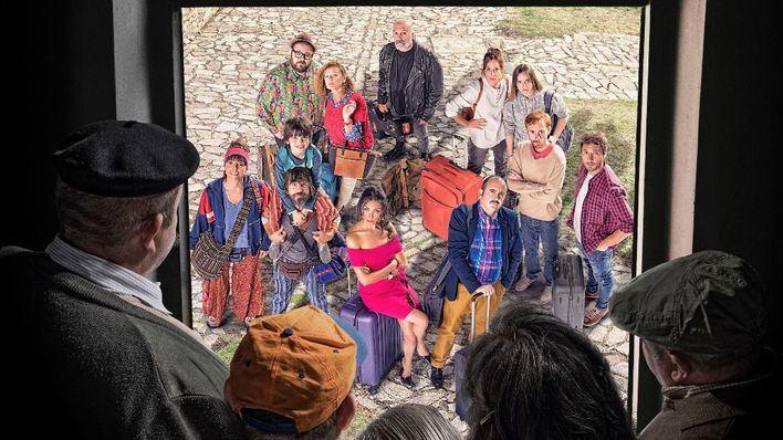 'El pueblo' lidera en su estreno y 'Antena 3 Noticias 1' arrasa en Baleares con un 27 por ciento