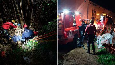 Rescatado del Torrent de Sóller tras una persecución policial