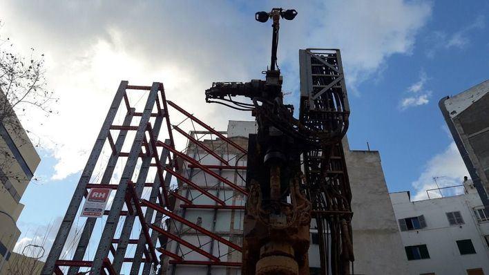 El Ibavi licita las obras de 67 VPO en Palma y Calvià