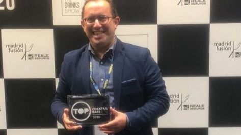 Brassclub, entre las 36 mejores coctelerías España y Portugal