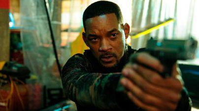 Los 'Bad Boys' Will Smith y Martin Lawrence estrenan su tercera película