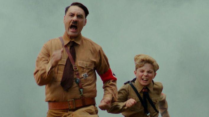 Se estrena 'Jojo Rabbit', una aclamada sátira de la Segunda Guerra Mundial