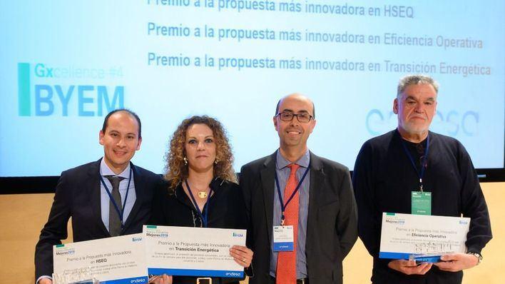 Premian a tres empleados de Endesa en Baleares por sus ideas para mejorar las centrales eléctricas