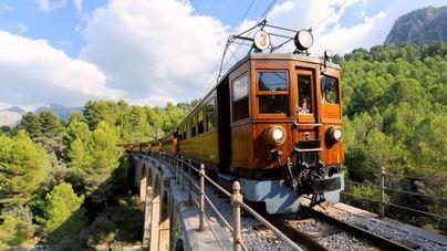 """El Tren de Sóller entra """"por unanimidad"""" en la Federación Europea de Ferrocarriles Históricos de Europa"""