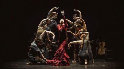 El flamenco toma el Auditorium con 'Una oda al tiempo'