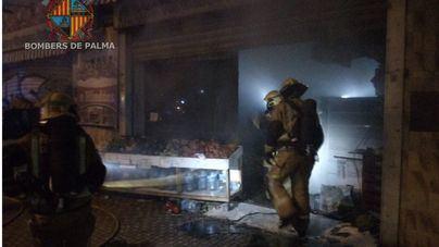 Un incendio en un edificio de nueve plantas deja numerosos intoxicados por humo