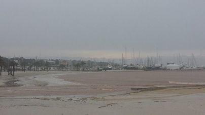 Alerta por la llegada del temporal 'Gloria' a Baleares