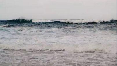 El mal tiempo obliga a cerrar el puerto de Formentera