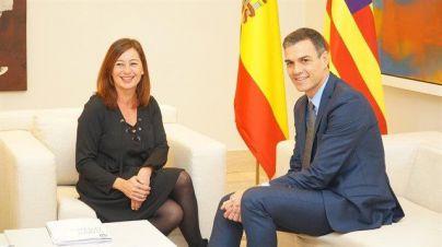 Baleares, entre las comunidades gobernadas por el PSOE en contra del pin parental
