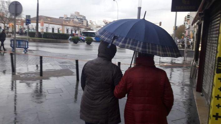 Gloria mantiene en alerta naranja a Baleares