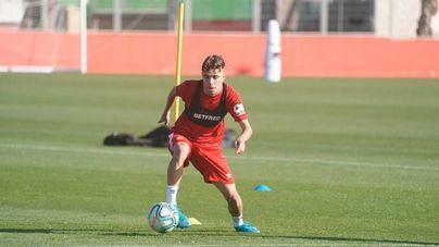 Moreno se lleva a los suplentes para afrontar el duelo copero ante el Zaragoza