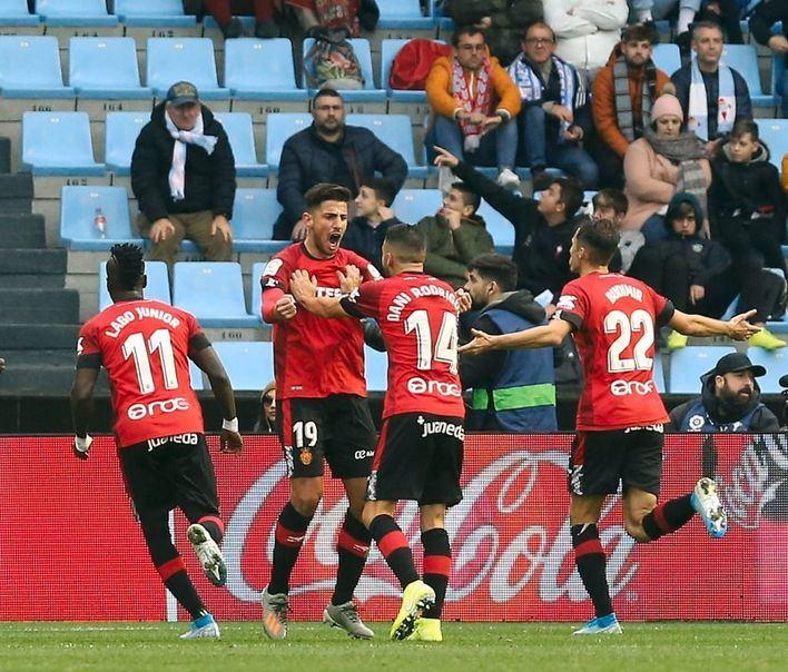 El Mallorca se despide de la Copa del Rey al perder ante el Zaragoza (3-1)