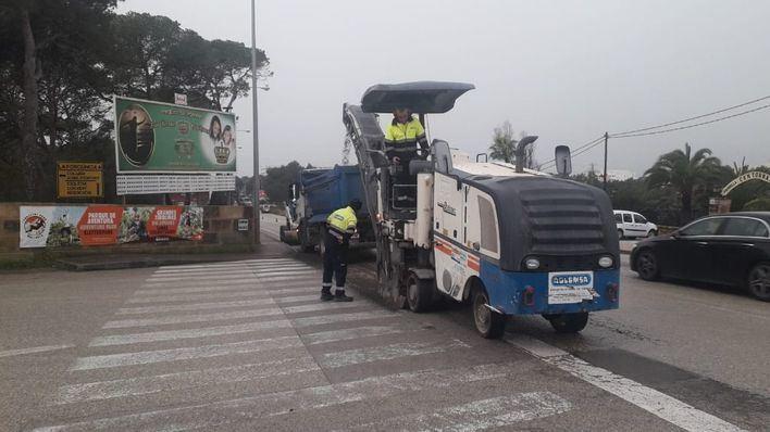 Cort invierte 60.000 euros para asfaltar el camino de las Maravillas