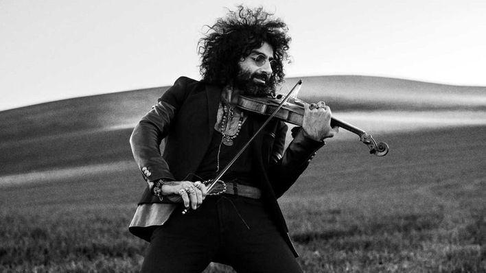Ara Malikian actuará en octubre en el Trui Teatre