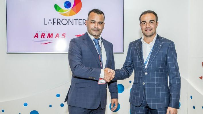 Naviera Armas Trasmediterránea seguirá colaborando con la Maratón del Meridiano
