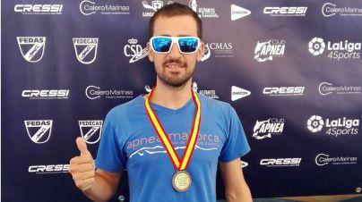Tres desaparecidos en Baleares por Gloria, entre ellos el campeón de apnea David Cabrera