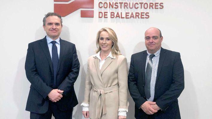 La empresaria Fanny Alba Ramón asume la presidencia de los constructores de Baleares