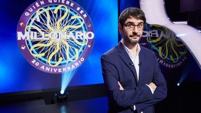 El regreso de '¿Quién quiere ser millonario?' logra en Baleares un 16,5 por ciento