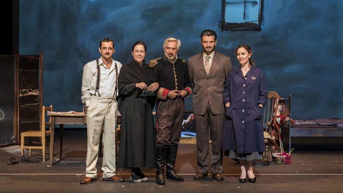 Imanol Arias llegará en mayo al Trui Teatre con 'El coronel no tiene quien le escriba'