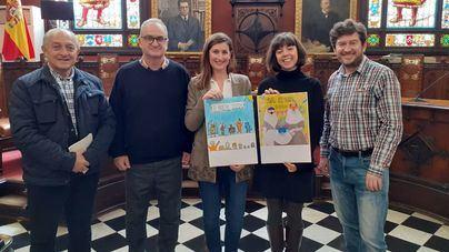 'Arrels' y 'Sa Rueta Piruleta', carteles ganadores de Sa Rua y Sa Rueta 2020