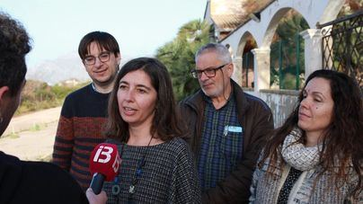 Més exige que se restablezca la legalidad urbanística en Colònia de Sant Pere
